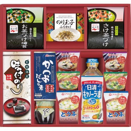 アマノフーズ&永谷園 食卓セット (E) , |ゴルフコンペ景品ショップ